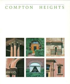 Compton Heights:  A History and Architectural Guide